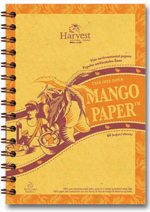 mango paper journal