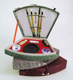 Shantung Tradition Chinese Calligraphy Set