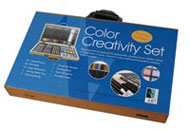 art supply color creativity set