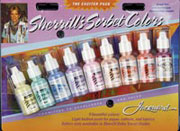 art supplies sherrill's sorbet exciter pack