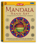 mandala sand art art kit