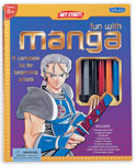 manga drawing art kit