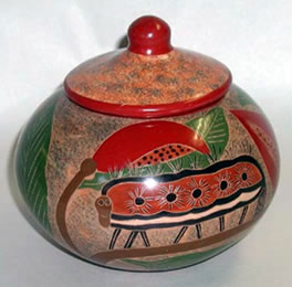 pottery and vases hand made and fairtrade