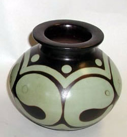 fairtrade pottery and vases hand made and fair trade