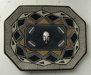 soapstone dishes, plates, and platers Kenya, fair trade gift
