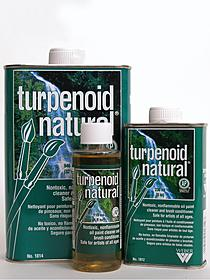 art supplies turpenoid natural
